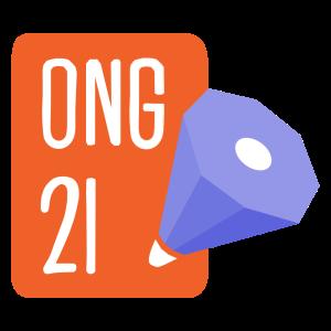 ONG21 logo